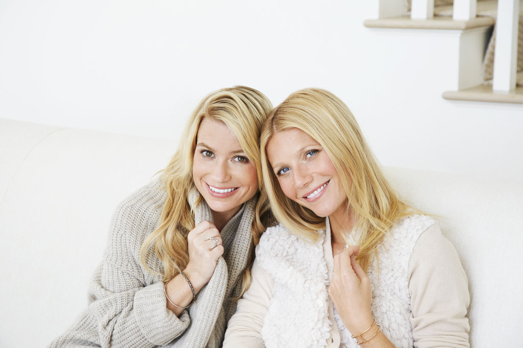 Gwyneth Paltrow and Tracy Anderson gave an interview to Redbook.