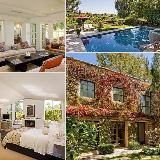 Naomi Watts and Liev Schreiber offered up their Los Angeles abode to eager renters for $20,000 a month.  Source: David Offer