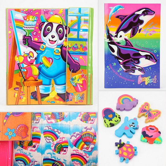 Vintage Lisa Frank Collection at Urban Outfitters