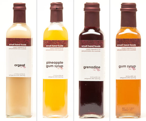 Small Hand Foods' Syrups