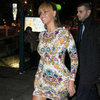 Beyonce Wears Short Dress to Solange's Show in NYC