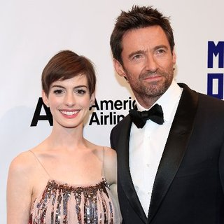 Hugh Jackman Accepts Museum of Moving Image Award | Pictures
