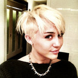 When Miley Cyrus sprung for a dramatic — and supershort — haircut in August, I was genuinely shocked. The former Disney star unveiled her new 'do on Instagram, and it was just one of several moments this year that forced people to see the now-engaged star in a new, more grown-up light. — Lindsay Miller, LA editor Source: Twitter user MileyCyrus