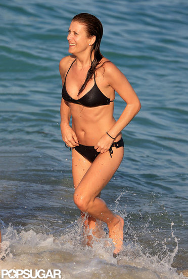 Kate Walsh Celebrates Private Practice's End in Her Bikini