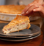 Potato Bacon Torte