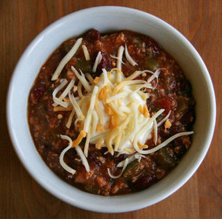 Healthy Chicken Chili Recipe
