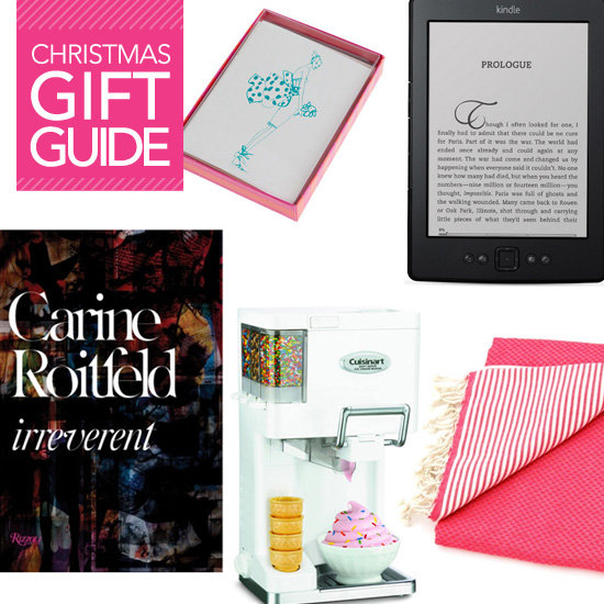 2012 Christmas Gift Guides: Editors' Picks — Under $200