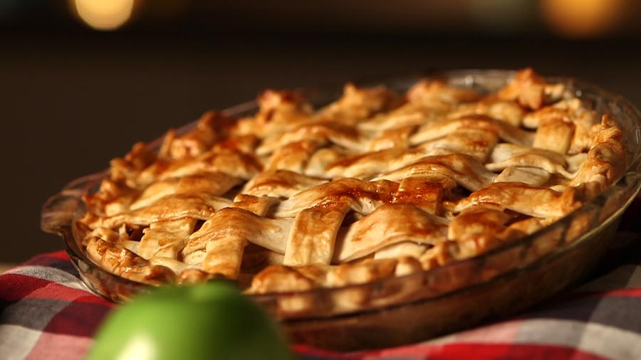 Making a Lattice Crust Is Easy as Pie