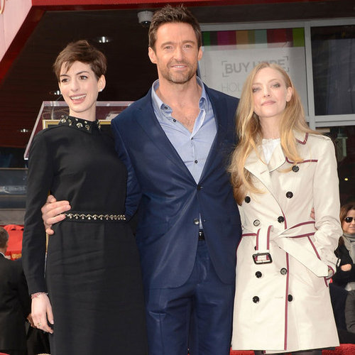 Hugh Jackman Gets Star on Hollywood Walk of Fame
