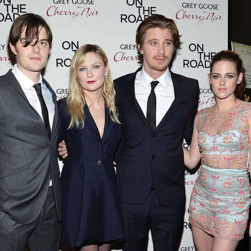 Kristen Stewart at the On the Road NYC Premiere