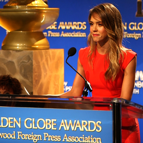 2013 Golden Globe Awards Nominations Announcement Video