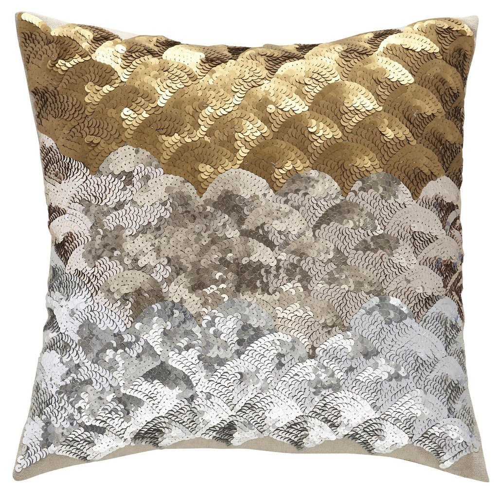 The Land of Nod Sparkle Pillow