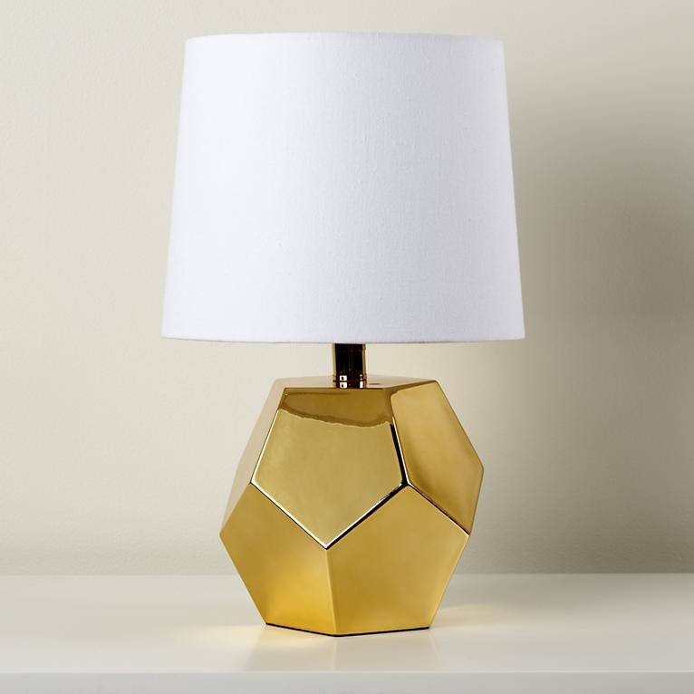 The Land of Nod Between a Rock Lamp