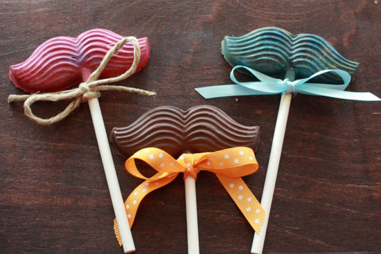 Ella Jane Crafts Mustache Crayons ($12/set of 12)
