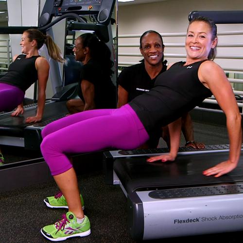 Strength Training on Treadmill   Shredmill Workout