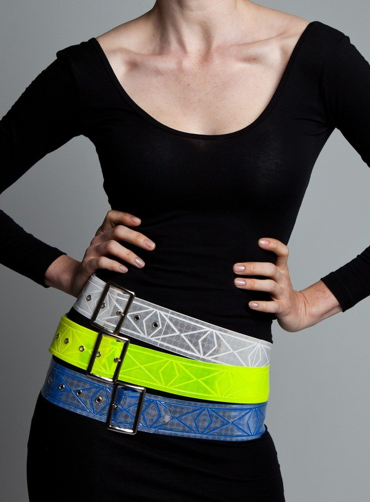 Vespertine Reflective Belts