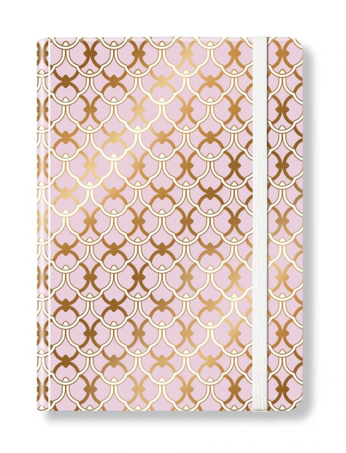 Lulu and Georgia's pink journal ($12) will let her jot down notes and reminders in style.
