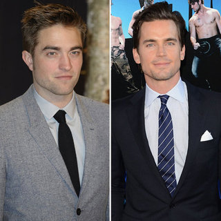 Hottest Male Celebrities of 2012