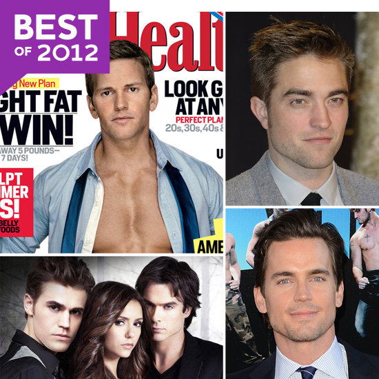 The Readers Have Spoken: Hottest Guys of 2012