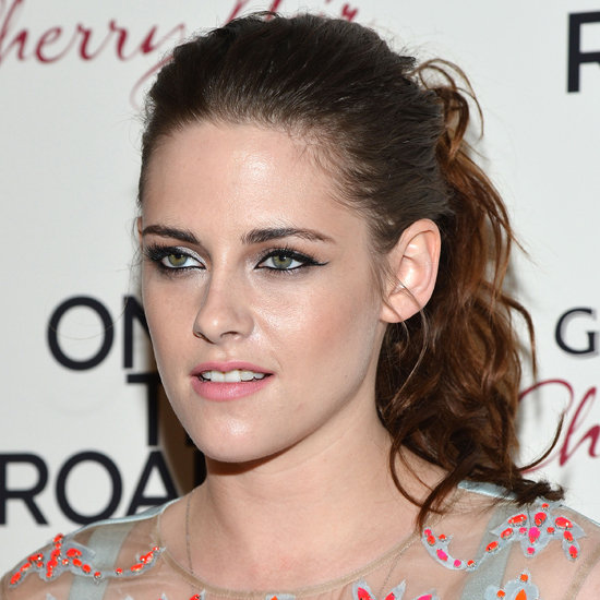 Copy Kristen Stewart's On The Road Eyeliner Look