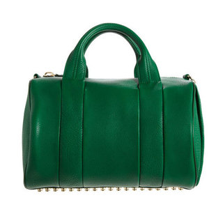 Where & Why To Buy Alexander Wang Rocco In Green