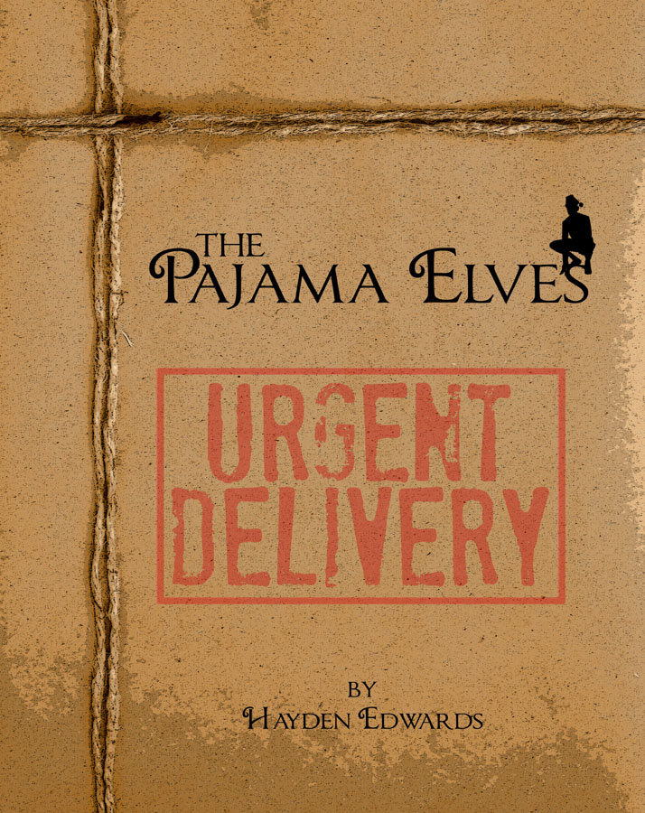 Reading The Pajama Elves ($3) by Hayden Edwards can become a holiday tradition when you pair it with a present of snuggly PJs. In it, elves deliver magical pajamas to good boys and girls to help them sleep while Santa visits.