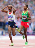 Mo Farah's Home-Turf Win
