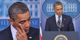 Heartbroken President Obama Sheds Tears as He Speaks of Young School Victims