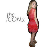 The Icon Kit: Georgia May Jagger Racy in Red Lace
