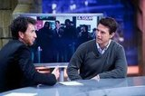 Tom Cruise visited El Hormiguero.