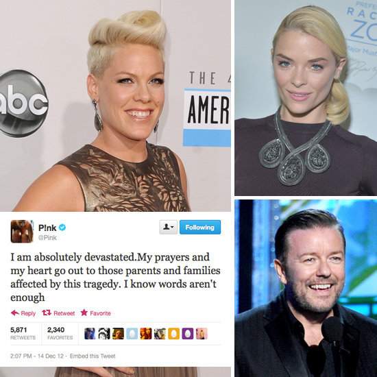Tweets of the Week: Pink, Jaime King, Ricky Gervais & more!