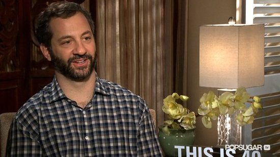 Judd Apatow on Why He Didn't Mind Directing His Wife's Love Scenes