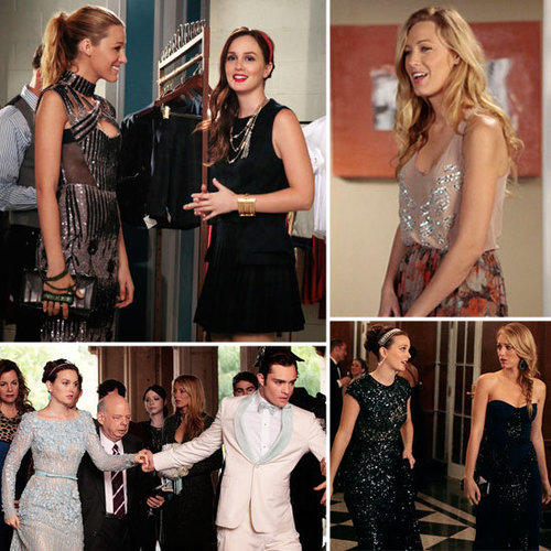 See All the Style from the Gossip Girl Season Finale!