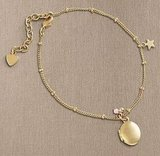 Restoration Hardware Baby & Child Petit Lumiere Locket Bracelet