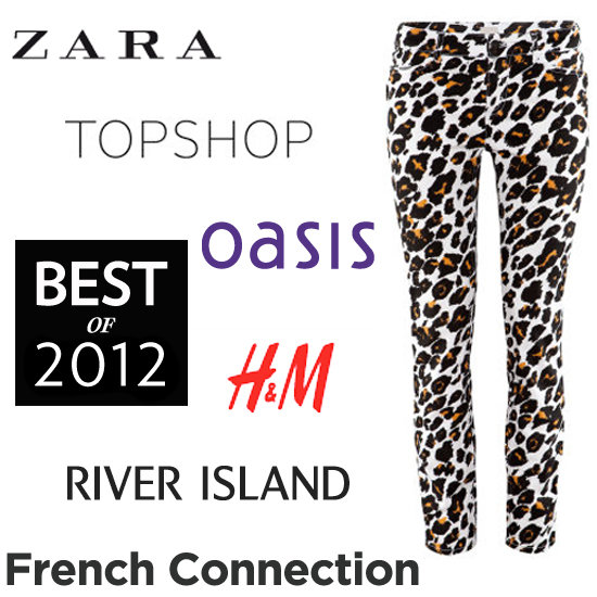 Most Popular High Street Label Of 2012 Popsugar Fashion Uk