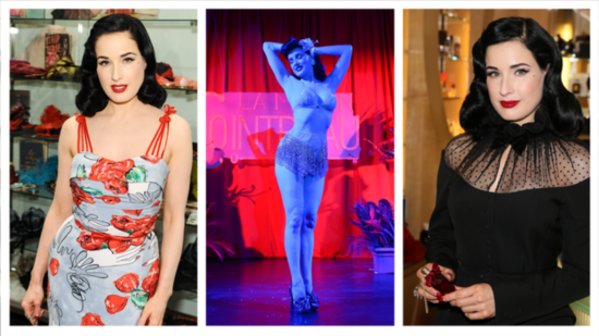 Dita Von Teese Reveals Her Skincare Secrets and Beauty Mantras