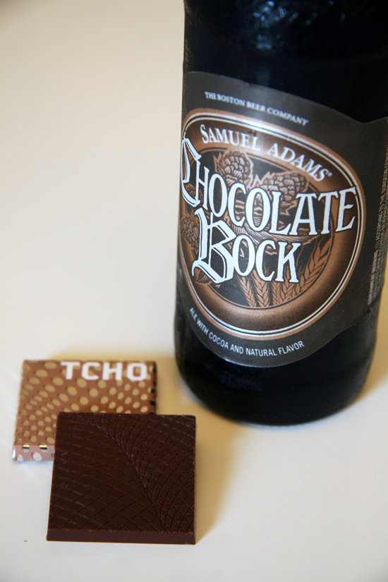 Chocolate Bock With Cacao (53%)