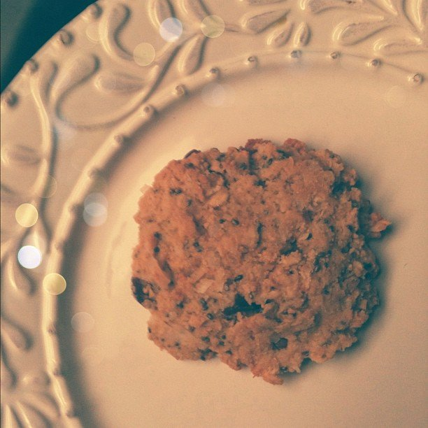 Quinoa Breakfast Cookies
