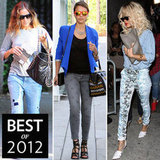 Current/Elliott Nabs Top Celebrity Denim Label of 2012