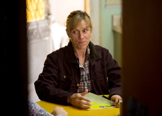 Frances McDormand in Promised Land.