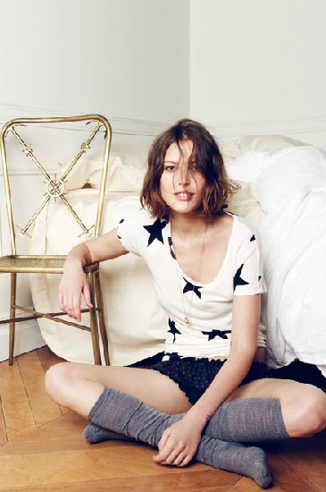 Catherine McNeil's Got Madewell's Tomboy Party Style Covered