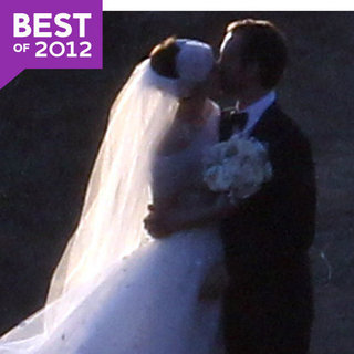 Celebrity Wedding Trends 2012