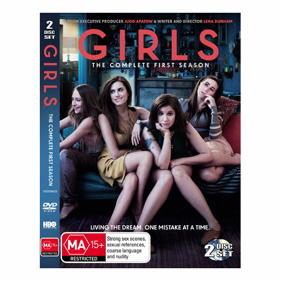 Girls Season 1, $24.98