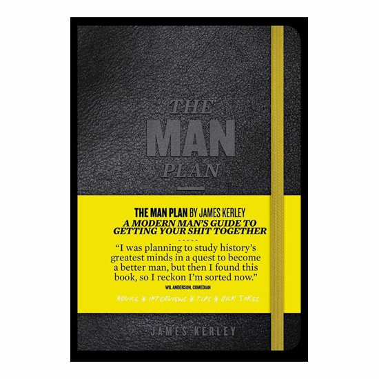 The Man Plan by James Kerley, $19.95