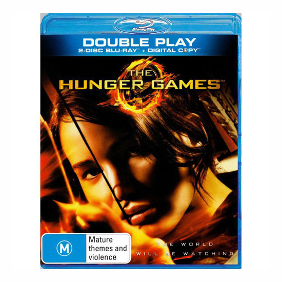 The Hunger Games, $19.72
