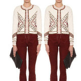 Top Ten Gypsy Jackets to Shop Online: Isabel Marant + more!