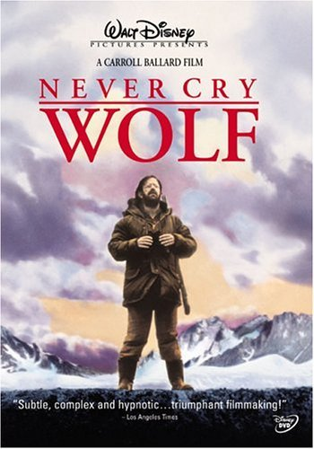 Never Cry Wolf (PG)