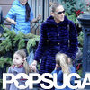 Sarah Jessica Parker&#039;s Holiday Fashion | Pictures