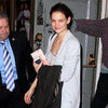 Katie Holmes's Birthday on Broadway | Pictures