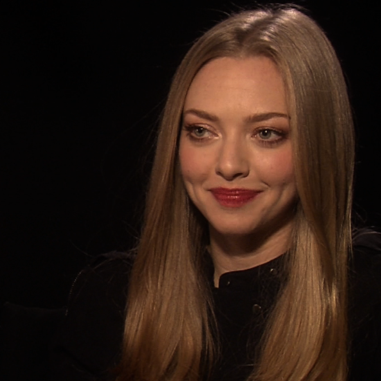 Amanda Seyfried Les Miserables Video Interview
